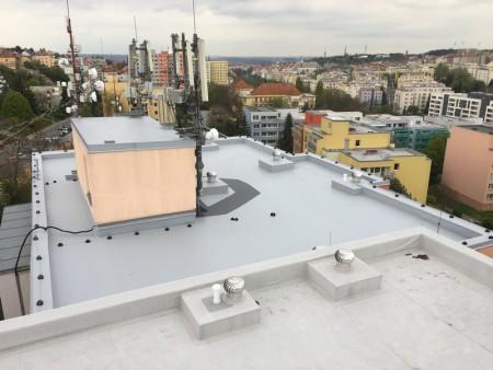 BD Vinohradská, Praha 3 …