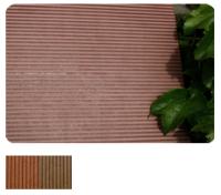 Terasy – plastové imitace dřevin